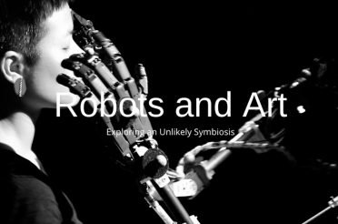 Robots and Art book
