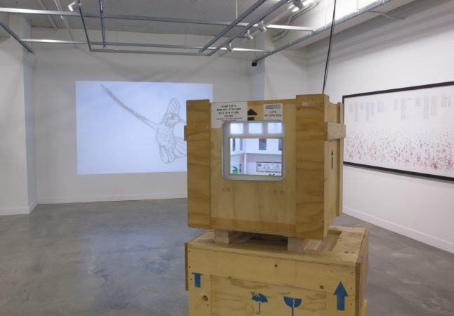 Engineering Utopia exhibition curated by Kris Paulsen