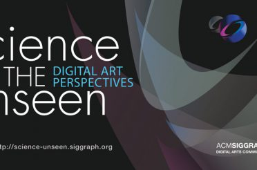Science of the Unseen SIGGRAPH exhibition