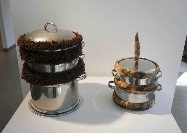 Worm Cozy Cook Pots
